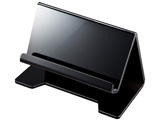 タブレット・スマートフォン用デスクトップスタンド(ブラック) PDA-STN13BK