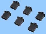 TK-IEEECAP(IEEE1394コネクタキャップ/6個入り)