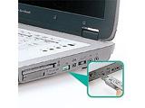 SL-46-G USBコネクタ取付けセキュリティ