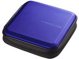 FCD-WLBD24BL ブルーレイディスク対応セミハードケース(24枚収納/ブルー)