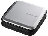 FCD-WLBD24S ブルーレイディスク対応セミハードケース(24枚収納/シルバー)