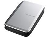 FCD-WLBD56S ブルーレイディスク対応セミハードケース(56枚収納/シルバー)