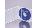 FCD-1M CD-ROMプラケース(3枚セット)