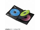 CD/DVD/Blu-ray対応収納トールケース (4枚収納×10セット・ブラック) DVD-TN4-10BK