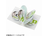 CD/DVD/Blu-ray対応収納トールケース (6枚収納×3セット・クリア) DVD-TN6-03C