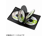 CD/DVD/Blu-ray対応収納トールケース (6枚収納×10セット・ブラック) DVD-TN6-10BK