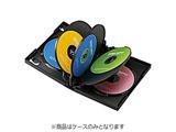 CD/DVD/Blu-ray対応収納トールケース (8枚収納×3セット・ブラック) DVD-TW8-03BK