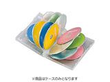 CD/DVD/Blu-ray対応収納トールケース (12枚収納×3セット・クリア) DVD-TW12-03C