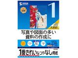 スーパーファイン用紙[インクジェット] つやなしマット紙 薄手 (A4サイズ・250枚) JP-EM5NA4-250