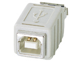AD-USB6(USB Bメス-Aメス変換アダプタ) [EU RoHS指令準拠]