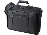 ビジネスPCバッグ[ノートPC〜17.3型ワイド用] 鍵付き(ブラック) BAG-PR7N