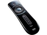 MA-WPR9BK ワイヤレスプレゼンテーションマウス(2.4GHz/USB/ジャイロセンサー搭載/パワーポイント対応/ブラック)