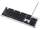 有線キーボード[USB 1.5m・Win・日本語109キー] SKB-WAR3 [日本語配列]