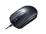 MA-BLC158BK ブルーLED有線マウス[Type-C/ブラック]
