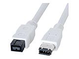 IEEE1394bケーブル KEB9603WK