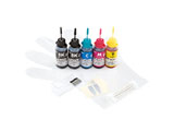 【在庫限り】 INK-C320S30S5(詰め替えインク 5色セット・30ml) [工具付き]