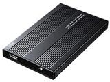 2.5インチハードディスクケース(ブラック) TK-RF25UBKLN