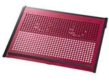 【在庫限り】 ノート用クーラーパッド (〜16型ワイド対応・レッド) TK-CLN16U3RN
