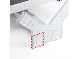 QL-E84 透明耐震ゴム G-BLOXゲル(50mm角4枚入り) ※お届けまでにお時間を頂いております