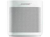 ブルートゥーススピーカー Bose SoundLink Color Bluetooth speaker II SLINKCOLOR2WHT ホワイト [防滴]