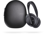 ブルートゥースヘッドホン Bose Noise Cancelling Headphones 700 Triple Black(充電ケース付き)  ブラック  [リモコン・マイク対応 /Bluetooth /ノイズキャンセリング対応]