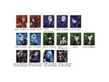 【BOX販売】【8月発売予定】 ディズニー ツイステッドワンダーランド ビジュアル色紙コレクションvol.2 (1BOX)