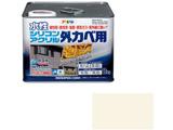 水性シリコンアクリル外かべ用 8kg (アイボリー) AP9010583