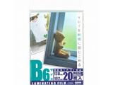 ラミネーター専用フィルム (B6サイズ用・20枚) LAM-FB6203