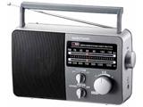 FM/AM ポータブルラジオ RAD-F770Z-H 【ワイドFM対応】