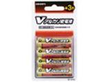 【単3形】アルカリ乾電池単三4本パック ブリスター LR6B4PV (単3電池 4本)