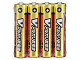 アルカリ乾電池単四4本パック LR03S4PV