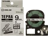 SS-9KW (テプラPROテープカートリッジ  白テープ/黒文字/9mm)