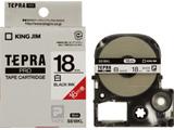 SS-18KL (テプラPROテープカートリッジ  白テープ/黒文字/18mm幅/ロングタイプ)