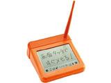 TM1(ビビッドオレンジ) 卓上メモ 「マメモ」