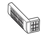 プロジェクターアクセサリー ホコリ低減フィルター YAF20