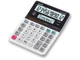 ツイン液晶電卓 「デスクタイプ」(12桁) DV-220W-N