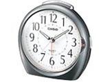 TQ-378-8JF (メタリックグレイ) 目覚まし時計