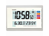 CASIO(カシオ) 電波掛け時計 「生活環境お知らせクロック」 IDL-140J-7JF
