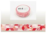 mt マスキングテープ(mt1Pボックス・レッド) MT01D223