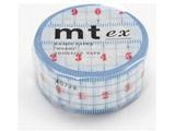 mt ex マスキングテープ(定規) MTEX1P96