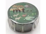 mtマスキングテープ ex サファリパーク MTEX1P115