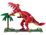 ナノブロックプラス PBH-007 ティラノサウルス・レックス