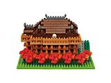 ナノブロック NBH-194 清水寺