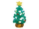 ナノブロック NBC-323 クリスマスツリー