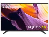 4T-C50BH1 液晶テレビ AQUOS(アクオス) [50V型/BS・CS 4Kチューナー内蔵]