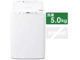 ES-GE5D-W 全自動洗濯機 ホワイト系 [洗濯5.5kg]