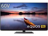 液晶テレビ AQUOS(アクオス)  4T-C60CN1 [60V型 /4K対応 /BS・CS 4Kチューナー内蔵 /YouTube対応] 【買い替え10000pt】