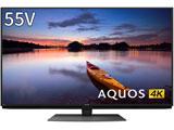 液晶テレビ AQUOS(アクオス)  4T-C55CN1 [55V型 /4K対応 /BS・CS 4Kチューナー内蔵 /YouTube対応] 【買い替え5000pt】