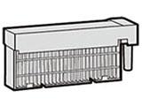 HX-FK5 セラミックファンヒーター用加湿フィルター