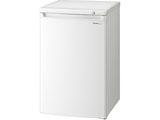 【基本設置料金セット】 FJ-HS9X-W ホワイト系 冷凍庫(86L)